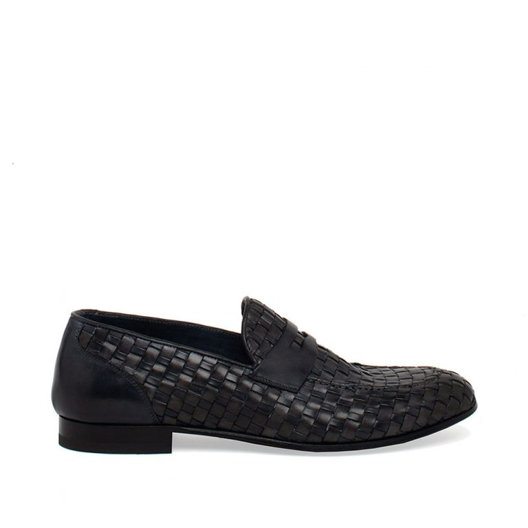 hand woven loafers